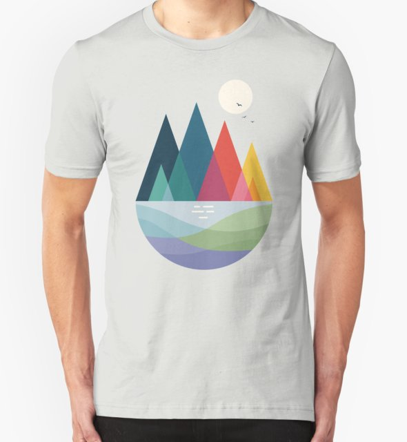RedBubble: Somewhere