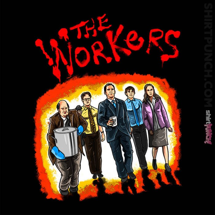ShirtPunch: The Workers
