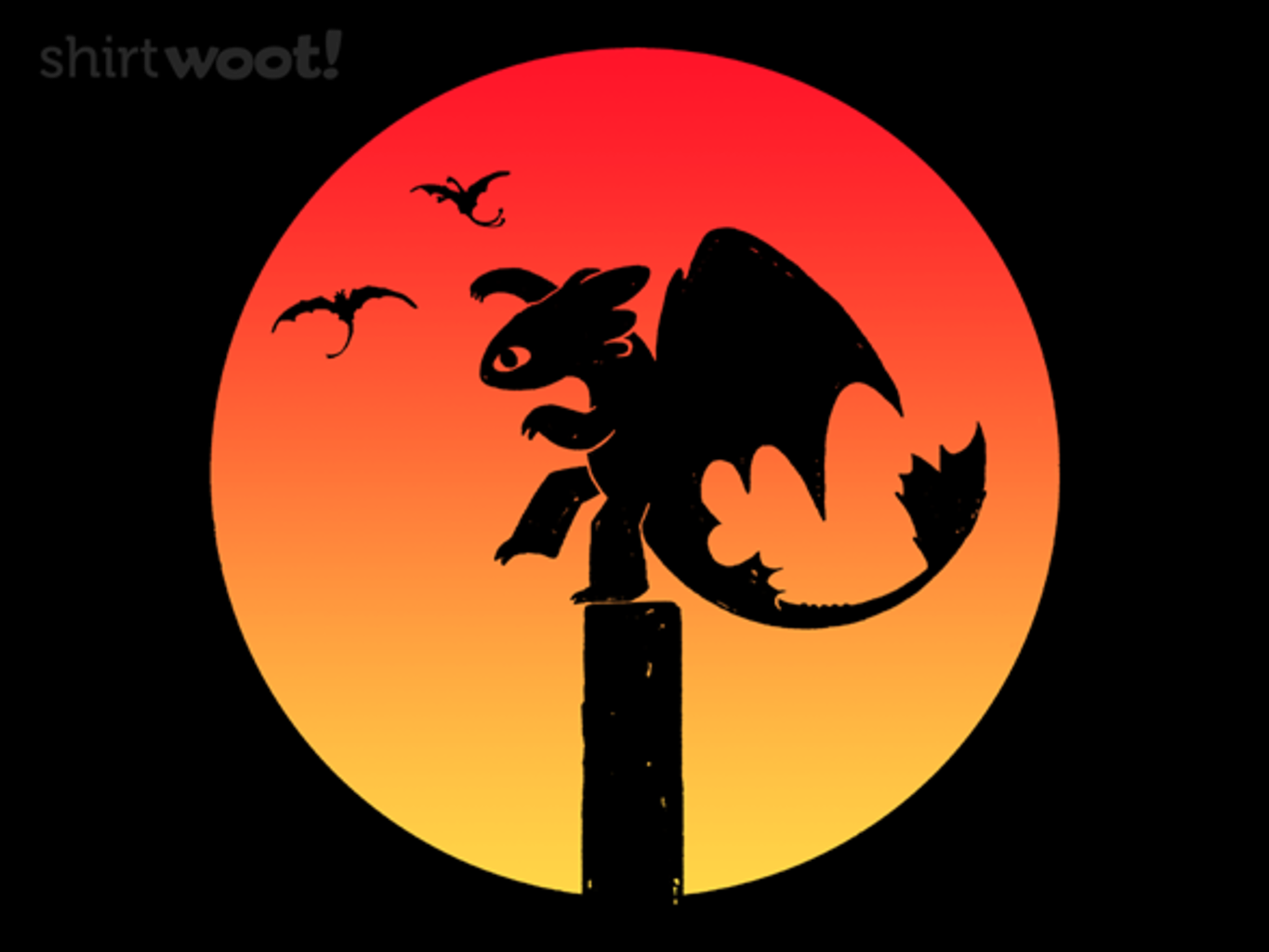 Woot!: The Trained Dragon