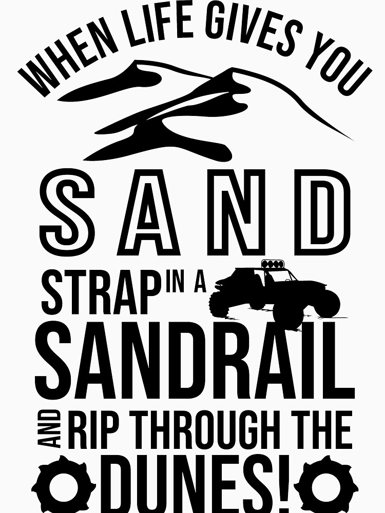 RedBubble: When life gives you sand....