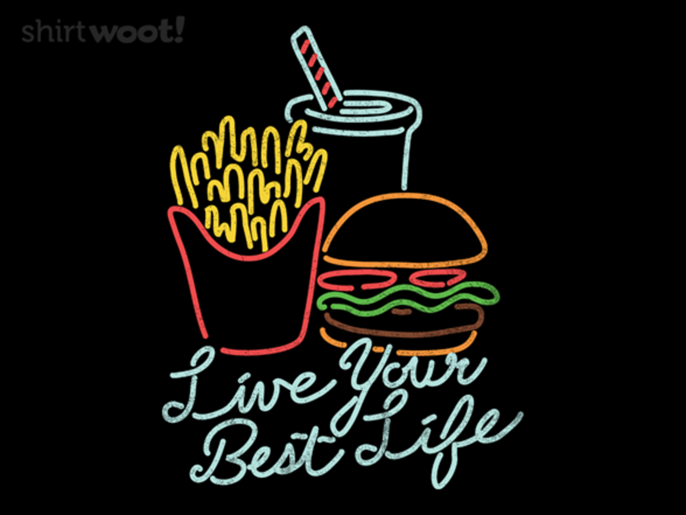 Woot!: Live Your Best Life