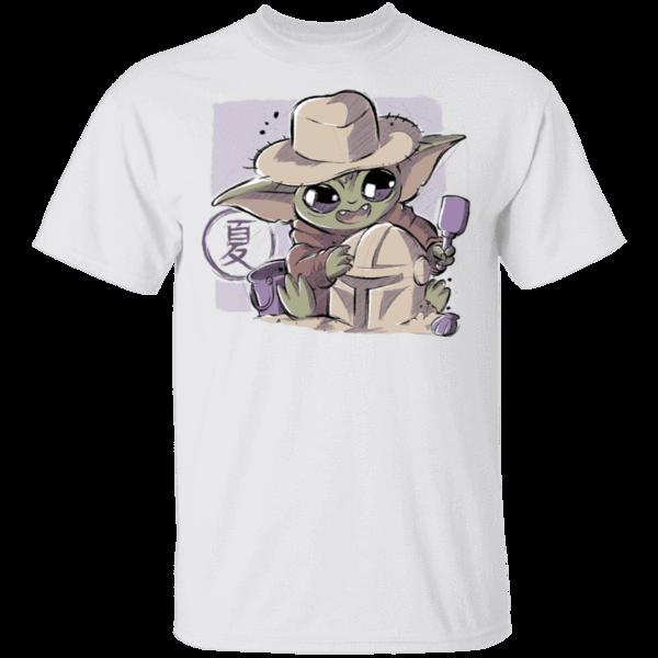 Pop-Up Tee: Summer Baby Yoda