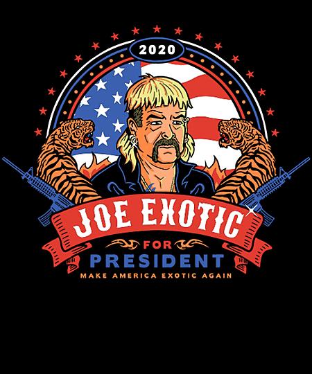 Qwertee: Make America Exotic Again