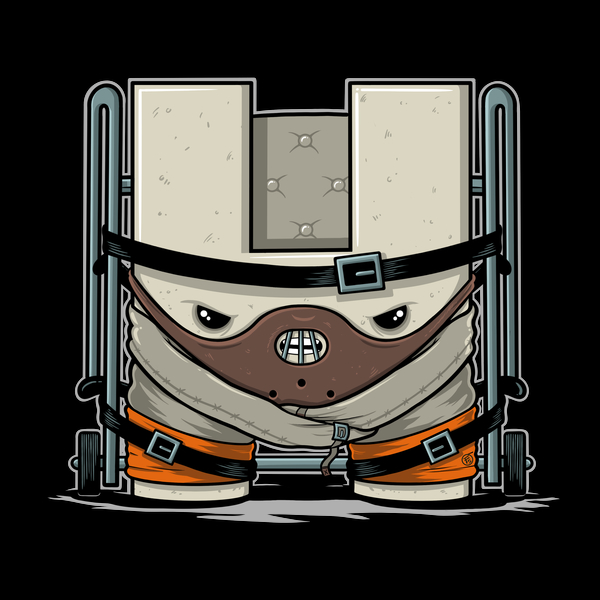 NeatoShop: HANNIBAL LETTER