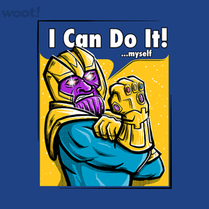 Woot!: I Can Do It Myself