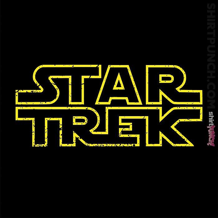 ShirtPunch: Star Trek Wars