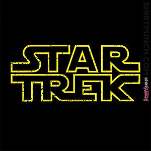 ShirtPunch: Star Trek Wars