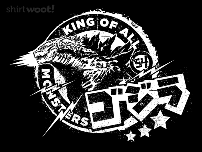 Woot!: Monster King
