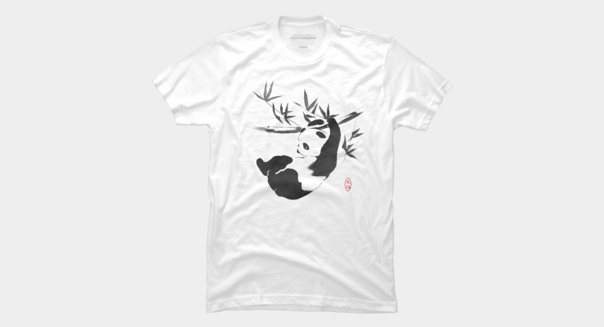 Design by Humans: Giant Panda