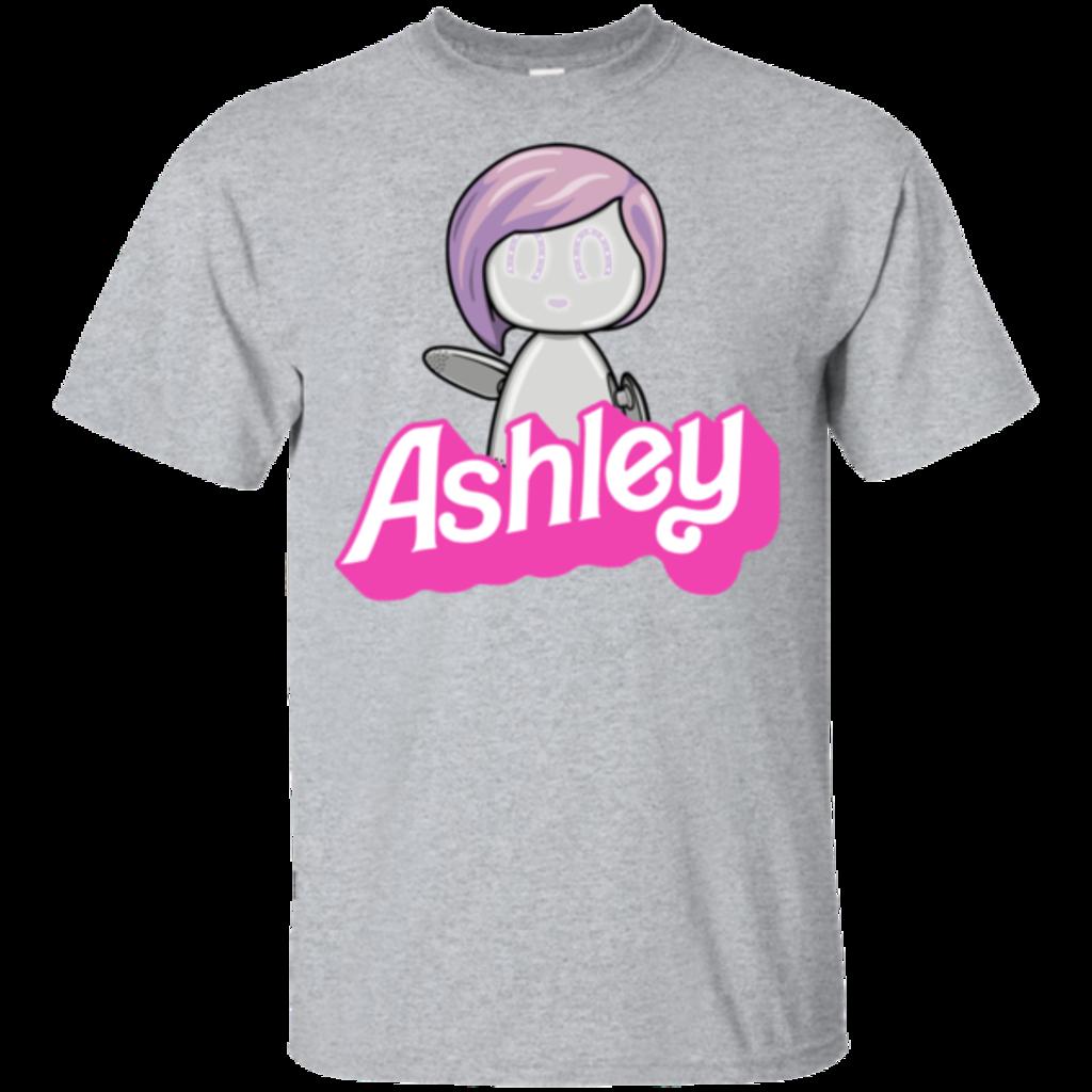 Pop-Up Tee: Ashley