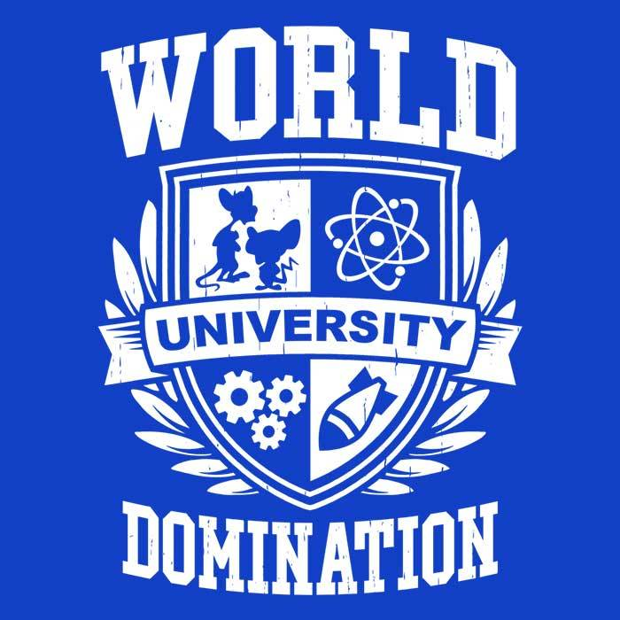 Once Upon a Tee: World Domination