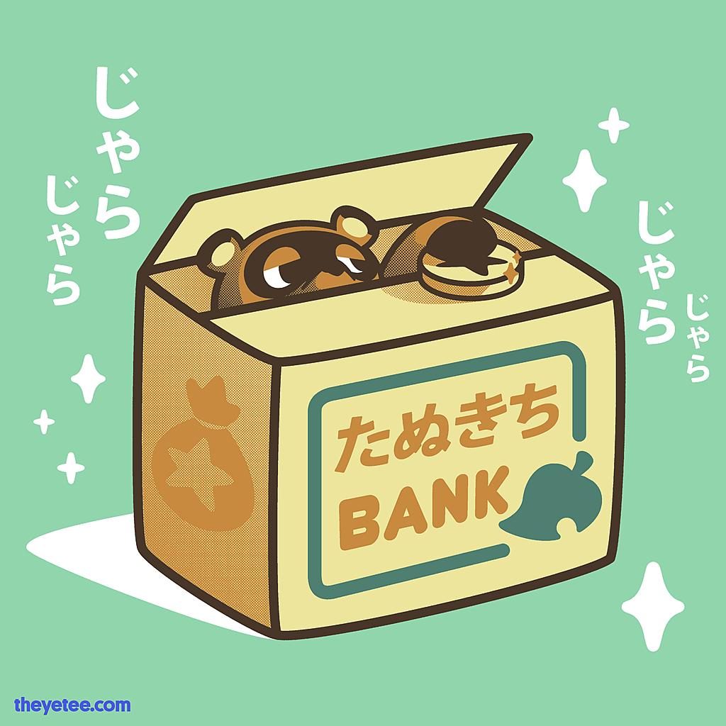 The Yetee: Tanukichi Bank
