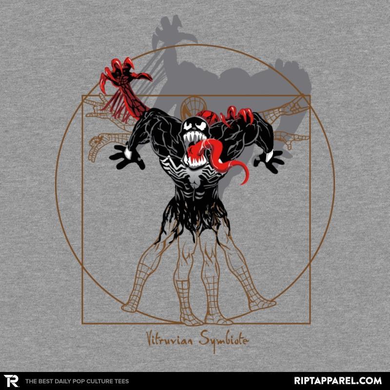 Ript: Vitruvian Symbiote Reprint