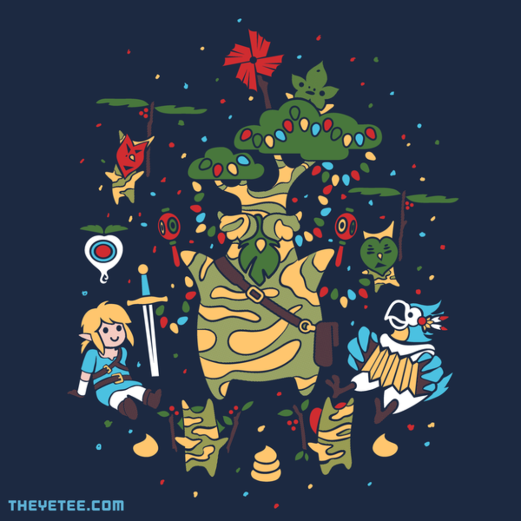 The Yetee: Merry Korokmas