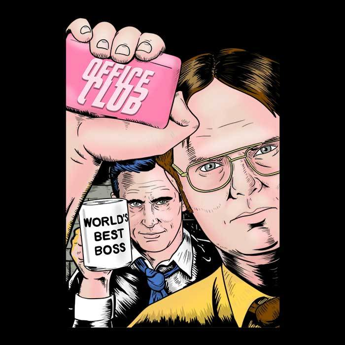 Once Upon a Tee: Office Club