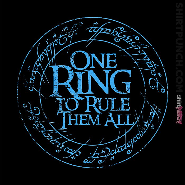 ShirtPunch: The One Ring