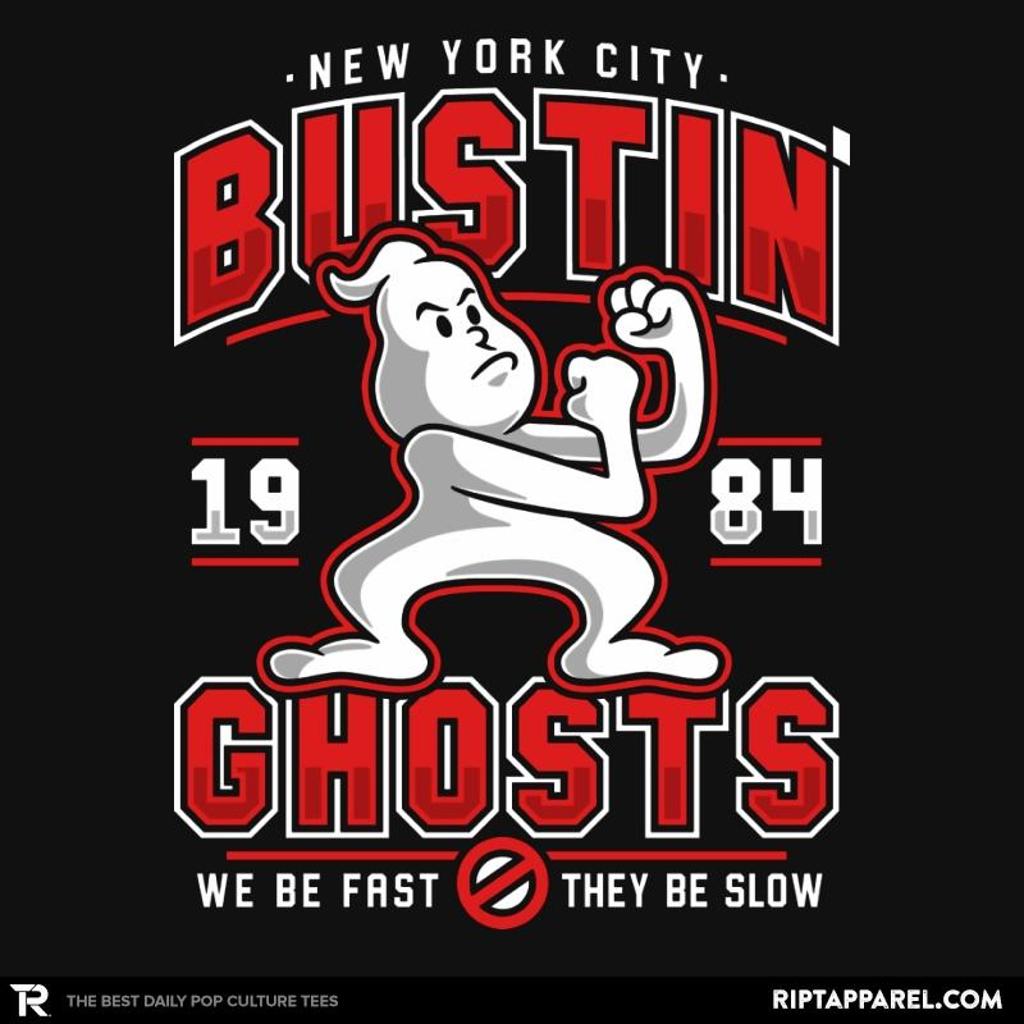Ript: New York City Bustin' Ghosts