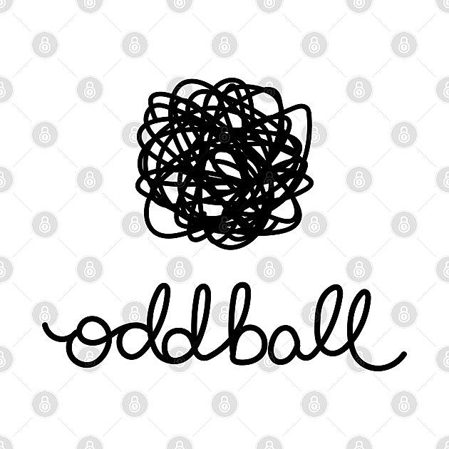 TeePublic: Oddball