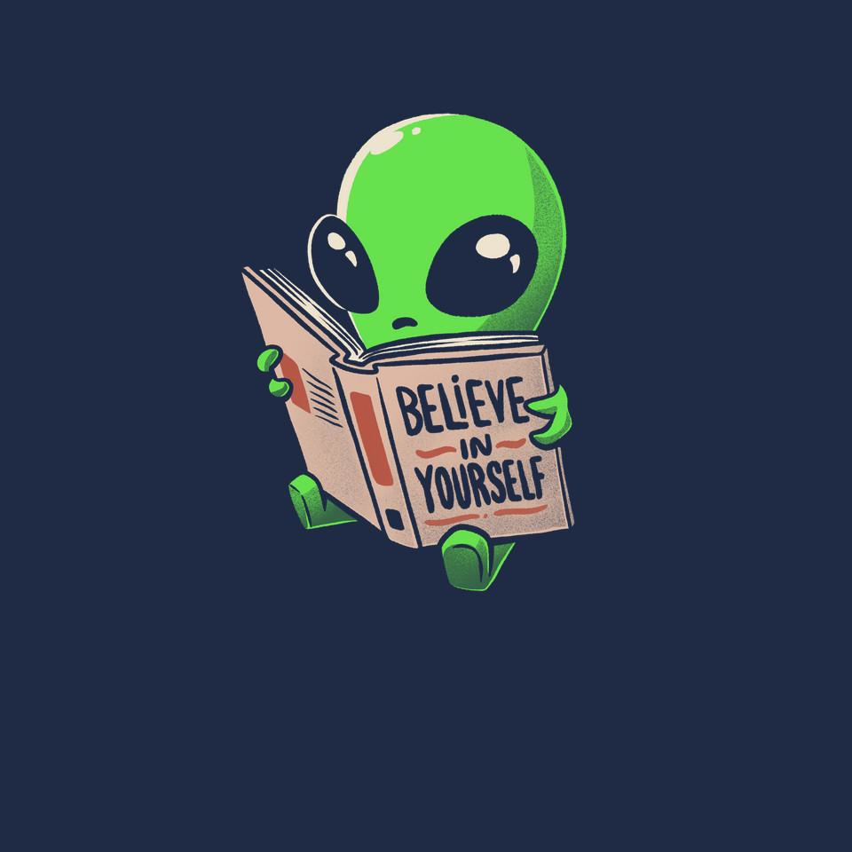 TeeFury: How to Believe in Yourself