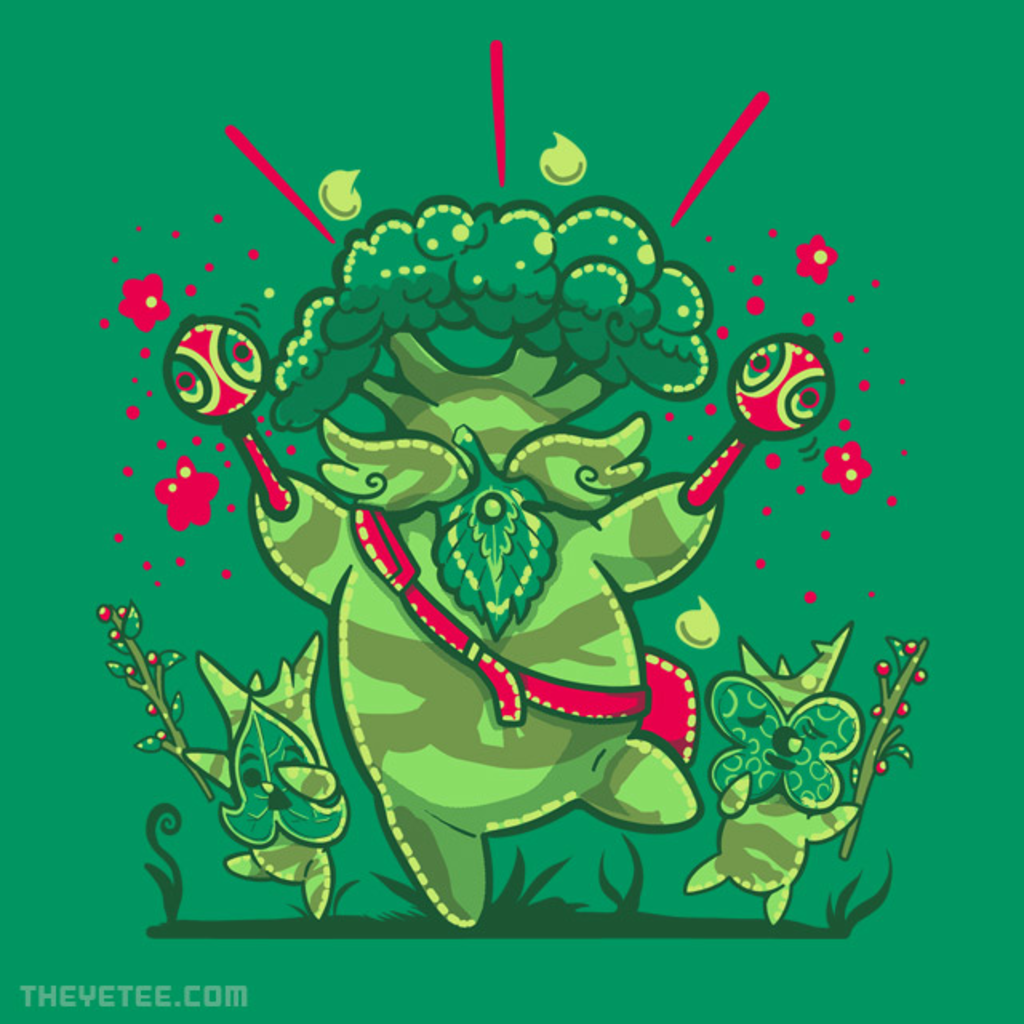 The Yetee: Shalaka Dance