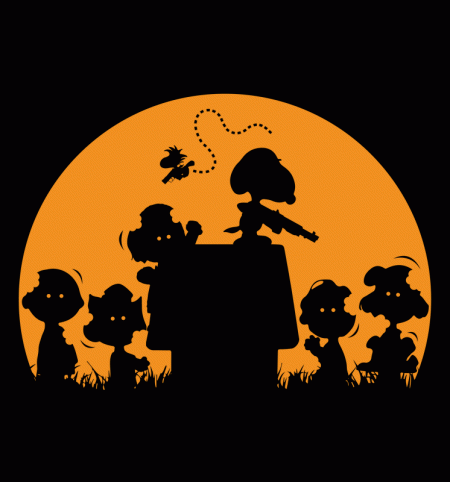 BustedTees: You're A Zombie Chuck