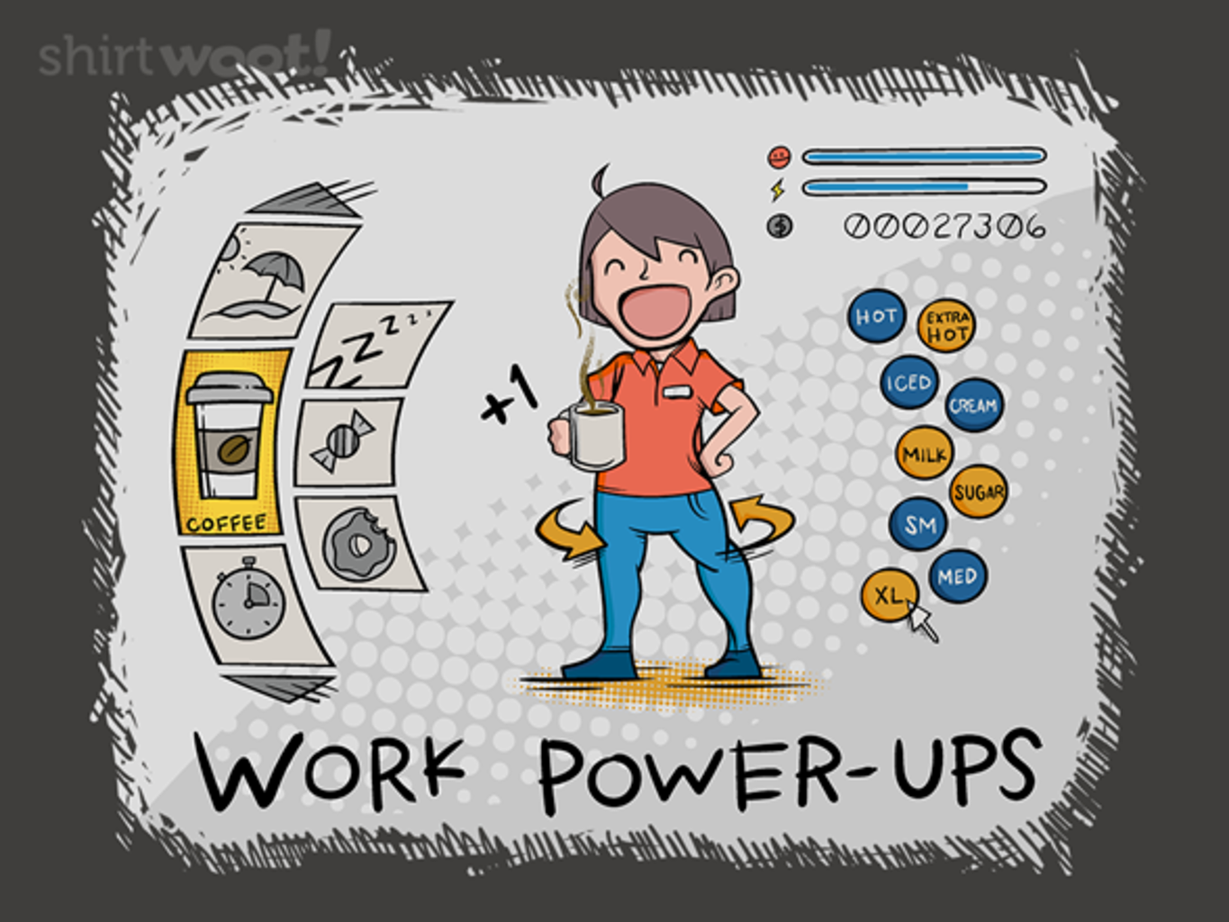 Woot!: Workplace Power Ups - $15.00 + Free shipping