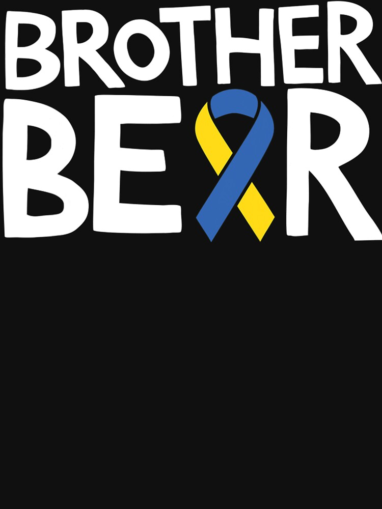 RedBubble: Down Syndrome Awareness  T21 Day  Brother Kids
