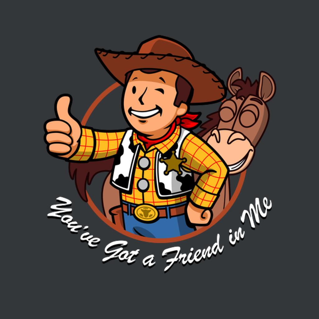 NeatoShop: Vault Woody