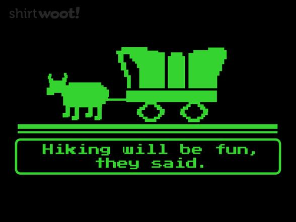 Woot!: Oregon Hike