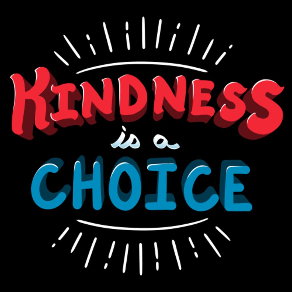 TeeTurtle: Kindness is a Choice