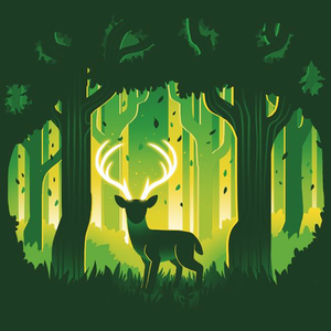 TeeTurtle: Forest Spirit