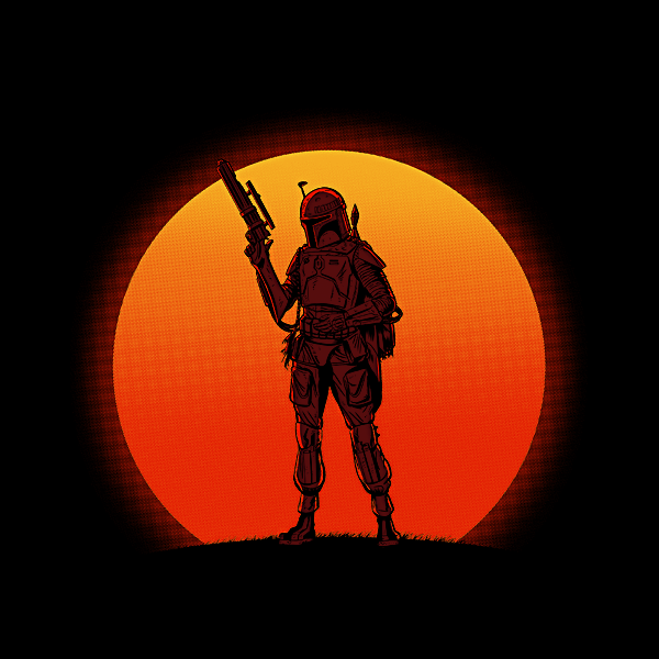 Unamee: Mandalorian on Sunset