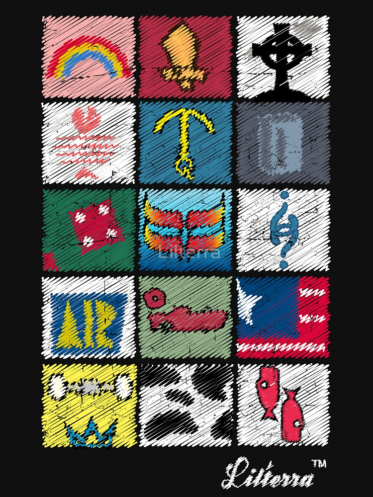 RedBubble: Shred Icons - 90's Mack Pack