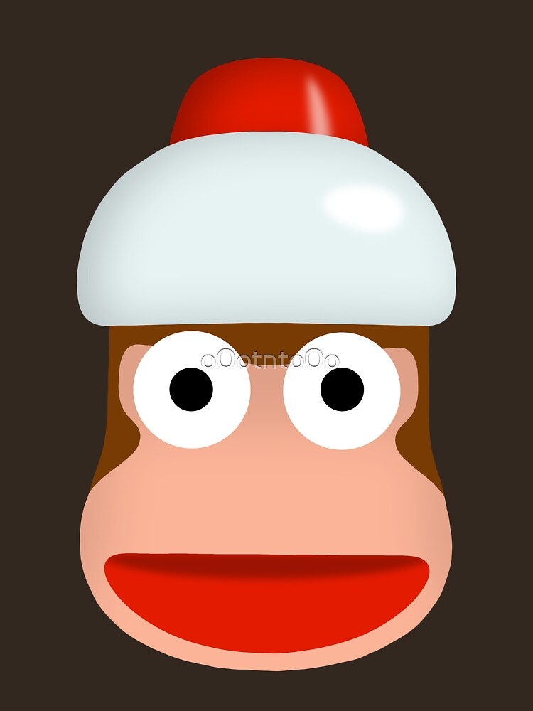 RedBubble: ape escape - monkey