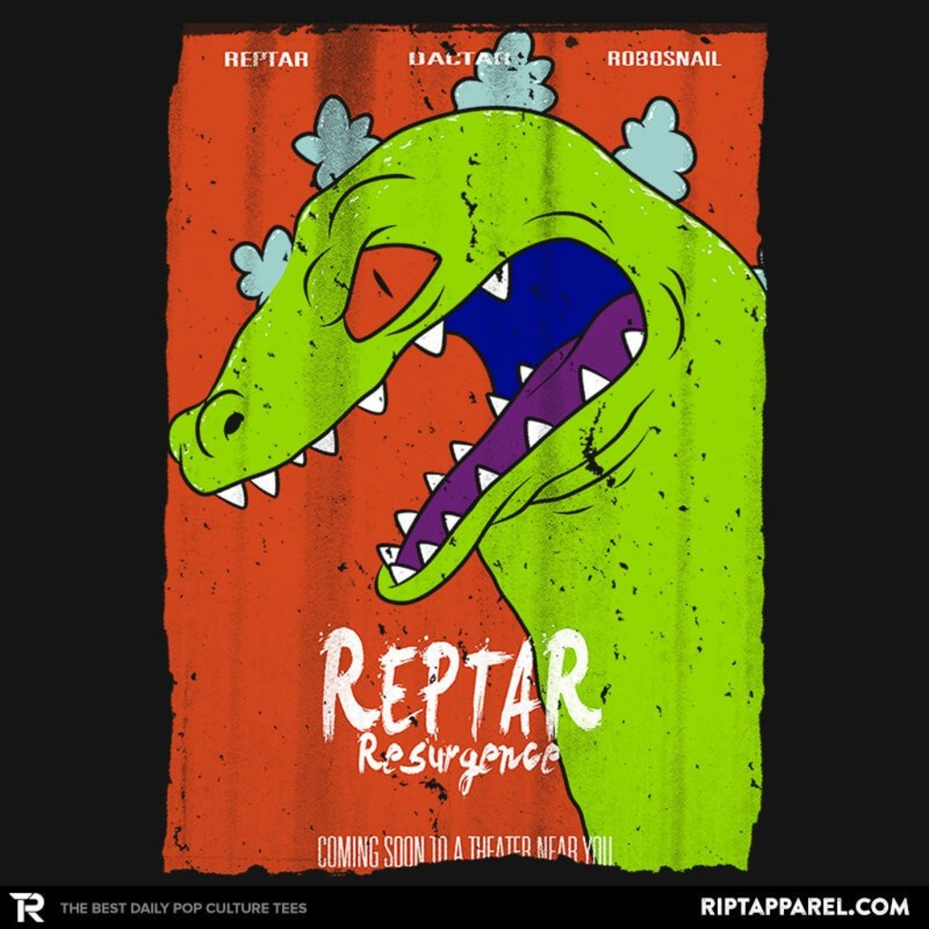 Ript: Reptar Resurgence