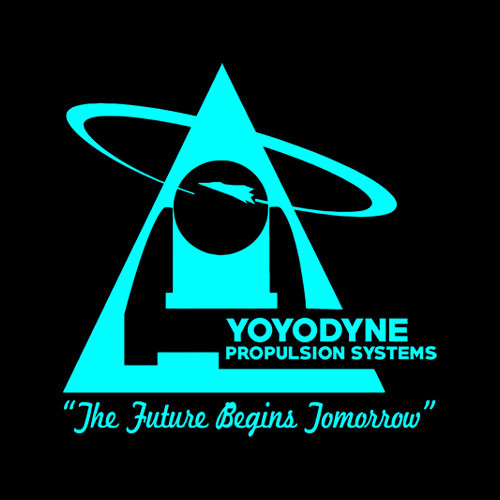 Five Finger Tees: Yoyodyne Propulsion Systems T-Shirt