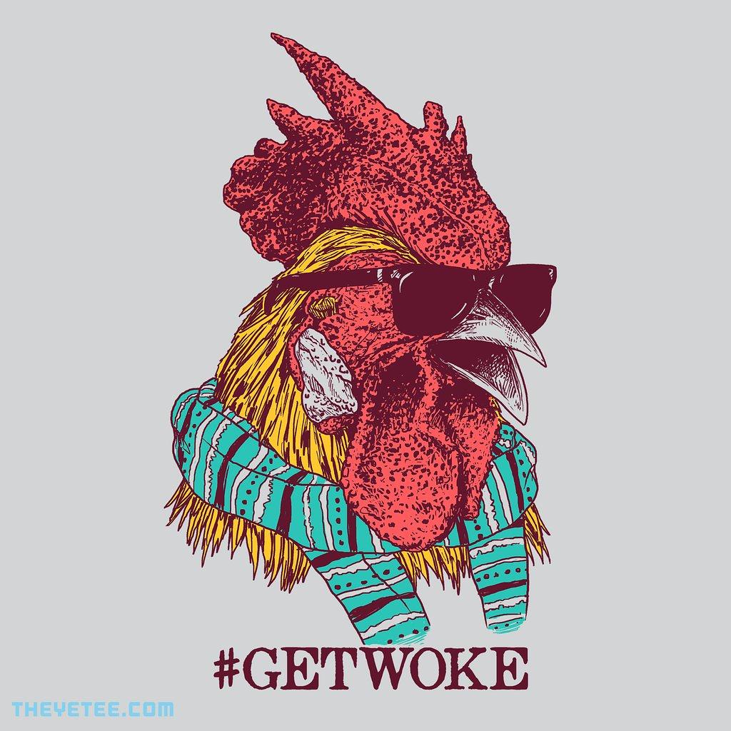 The Yetee: Get Woke