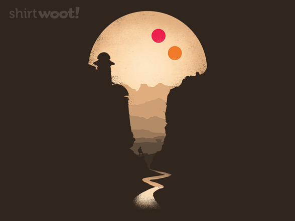 Woot!: Exploring the Desert