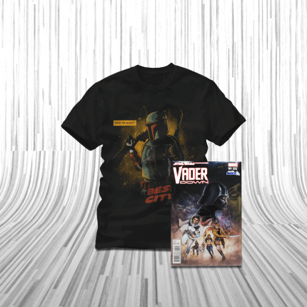 ShirtPunch: A Galaxy Far Away Bundle