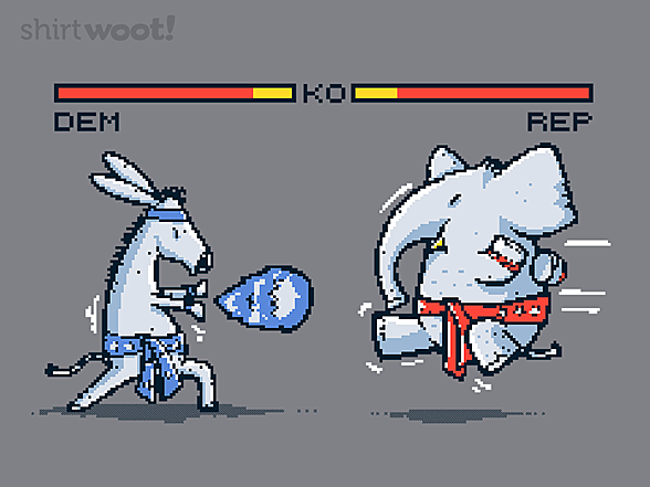 Woot!: Moral Kombat