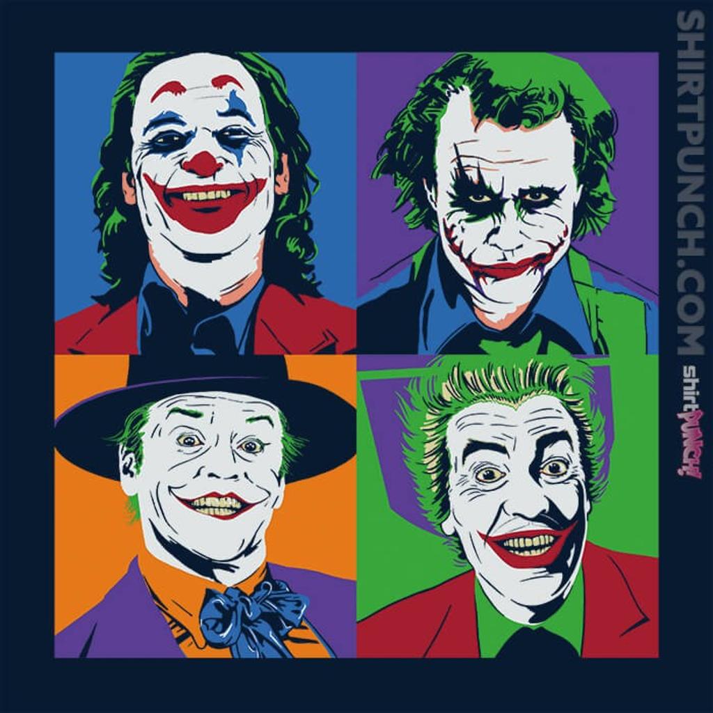 ShirtPunch: Pop Jokers v02