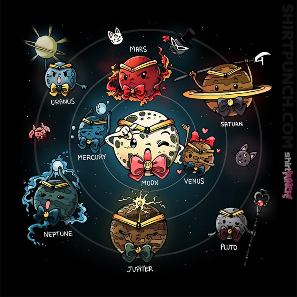 ShirtPunch: Sailor System