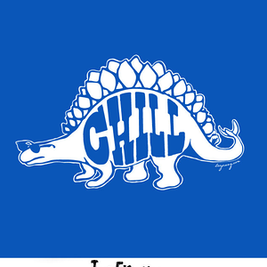 Tee Gravy: Chill the Chillasaur