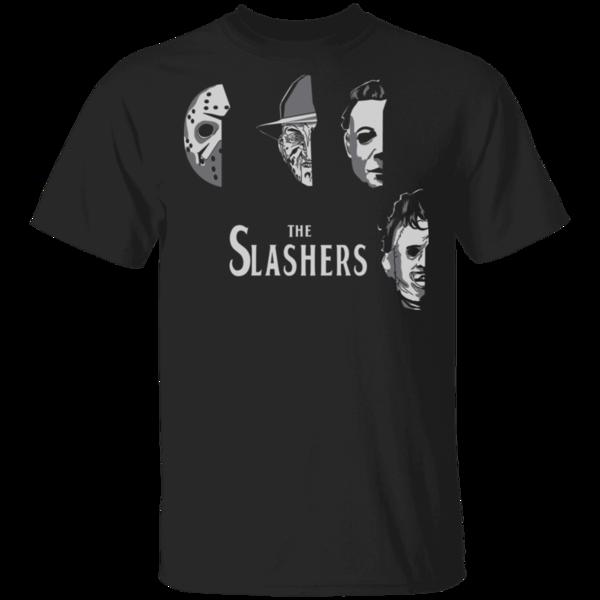 Pop-Up Tee: The Slashers
