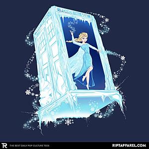 Ript: Frozen In Time Travel