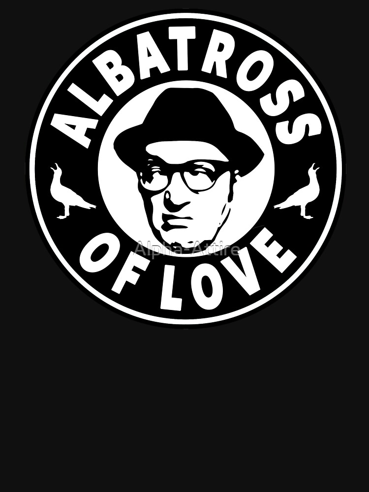 RedBubble: Albatross of love