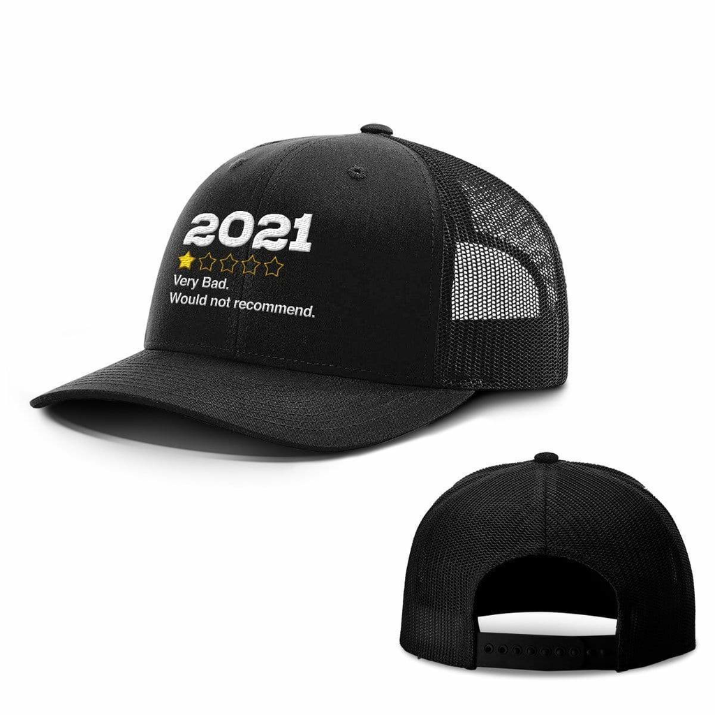 BustedTees: 2021 Rating Hats