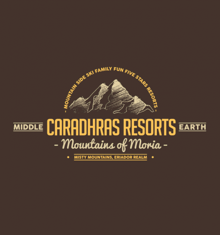 BustedTees: Caradhras Resorts