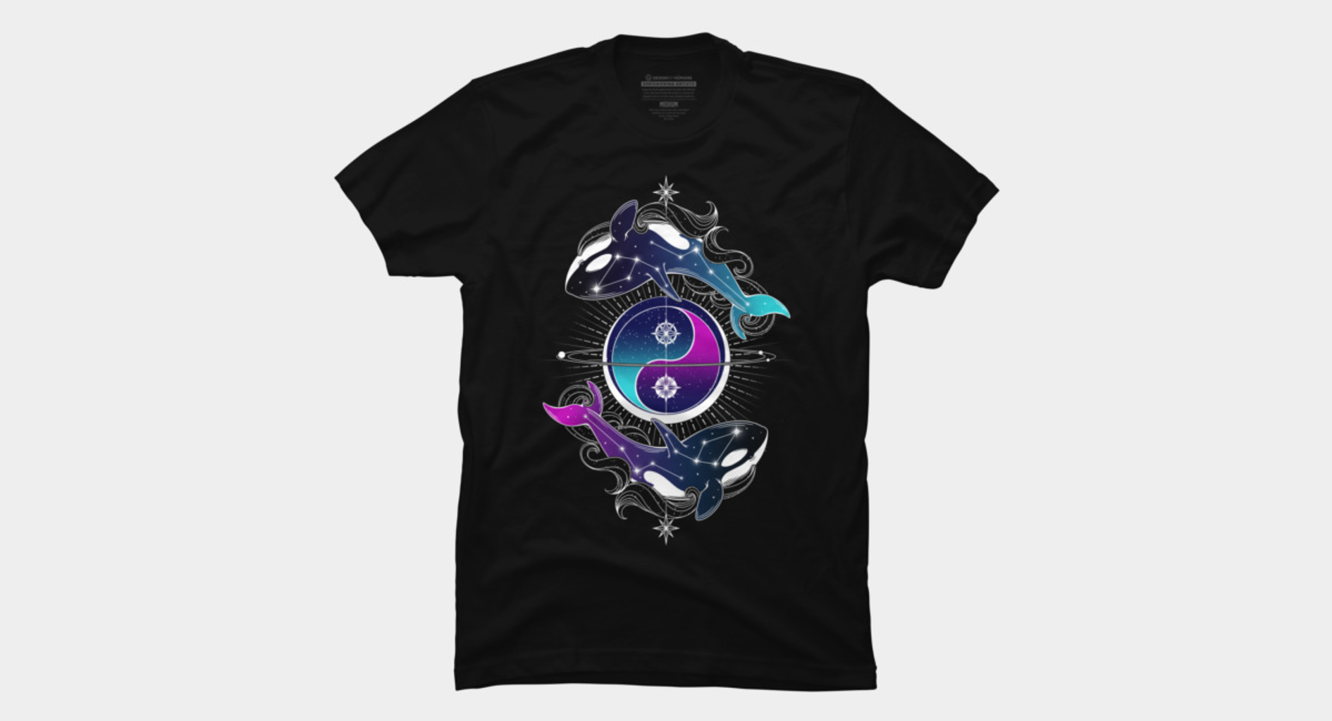 Design by Humans: Harmonic Sky