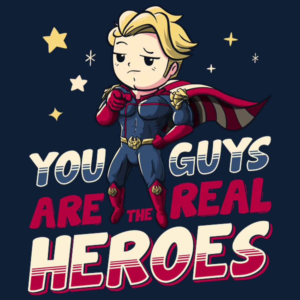 NeatoShop: Real Heroes